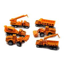 100 Construction Trucks Die Cast