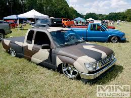 2010 Slamfest Custom Truck Show Camo Toyota Truck. I Hardly Noticed ...