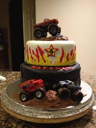 Monster Truck Party Cake | Monster Truck Party | Pinterest | Truck ... Homey Inspiration Monster Truck Cake 25 Birthday Ideas For Boys Cakes Amazing Grace Cakes Decoration Little Truck Cake With Chocolate Ganache Mud Recreation Of Design Monster Hunters 4th Shape Noah Pinterest Cakescom Order And Cupcakes Online Disney Spongebob Dora Congenial Fire Photos