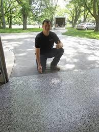 decorative concrete sealing epoxy resurfacing fort wayne in