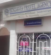 Bendavia Travel Agency Gambia Ltd Banjul Area Head Office Garba Jahumpa Road Bakau PO Box 1626 The West Africa