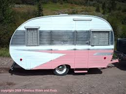 Timeless Rides And Rods Vintage Camper Trailers
