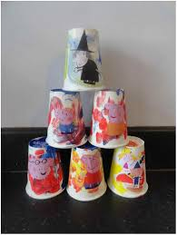 Craft For Kids Using Paper Cups