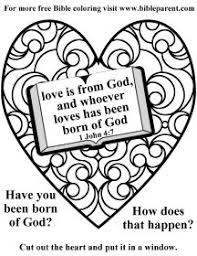 Free Scripture Coloring Pages Bible