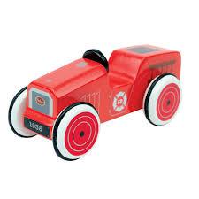 Baghera - Mini Camion De Pompier : Mon Premier Doudou, Jouets