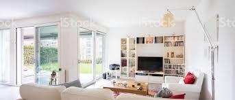 innenausstattung modern möblierten wohnung wohnzimmer stockfoto und mehr bilder architektur