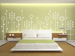 Bedroom Wall Designs Inspirational Painting Design Ideas