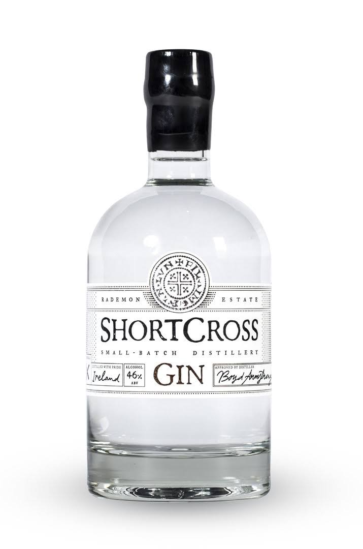 Rademon Estate Shortcross Gin - 70cl