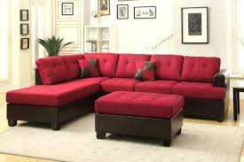 Buchannan Microfiber Sofa Set by Buchannan Microfiber Sectional Sofa With Reversible Chaise Grey