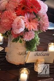Muskoka Wedding Decor Flowers And Bayview Wildwood Resort