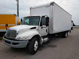 INTERNATIONAL BOX VAN TRUCK FOR SALE | #1461
