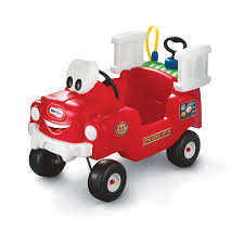Little Tikes Spray & Rescue Fire Truck | Toys R Us Canada Little People Lift N Lower Fire Truck Shop Toddler Power Wheels Paw Patrol Battery Ride On 6 Volt Fisher Price Music Parade On Vehicle Craigslist Fire Truck Best Discount Fisher Price Lil Rideon Amazoncouk Toys Games Firetruck Engine Moving 12 Rideon For Toddlers And Preschoolers Fireman Sam Driving The Mattel 2007 Youtube Powered Ride In Dunfermline Fife Gumtree