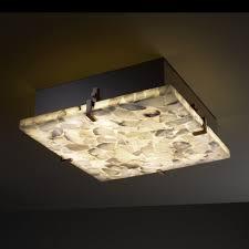 square flush mount ceiling light fixtures modern ceiling design