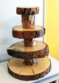 Appealing Wooden Cake Stand Now Offering Finish And Seal Your Cupcake From Postscripts Rustic