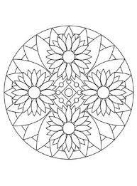 Printable Mandala Coloring Pages For Adults With 12 Typical
