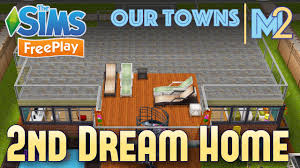 Sims Freeplay Second Floor by Sims Freeplay 2nd Dream Home In Sims Peaks Original House