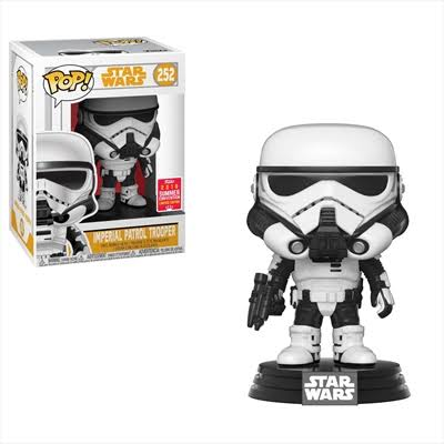 Funko Star Wars Solo W1 Imperial Patrol Trooper Pop Vinyl Figure