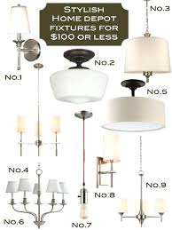Bathroom Light Fixtures Over Mirror Home Depot by Outdoor Lighting Home Depot Canada Bathroom Light Fixtures Over