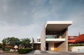 100 Banglamung Contemporary Residence By DBALP