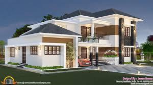 100 Modern Design Homes Plans Indian House Floor Fresh Elegant South Villa Kerala