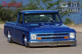 100 Chevy Truck 1970 Sea Of C10s Tribute C10 Pickup C10s C10