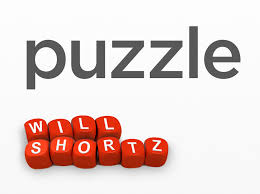 5 Letters With Which To Play Here s A Puzzle To Blow You Away NPR