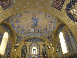 chemin de croix photo de couvent du mont sainte odile obernai