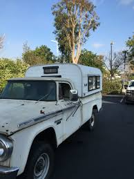 1967 Dodge Custom Camper Special - Classic Dodge Other Pickups 1967 ...