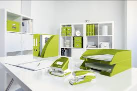 accessoire bureau de leitz des accessoires de bureau colorés concours inside