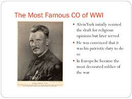 Most Decorated Soldier Ww1 by Unit 5 The Road To World War I Through The Roaring 20 U0027s Ppt