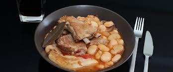 recette cap cuisine recette pois du cap façon cassoulet au porc simplement cuisine