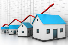Las Vegas area home appreciation rates over the last year by zip