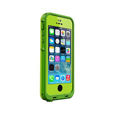 LifeProof iPhone 5s Case – Fre Series – Lime Dark Lime