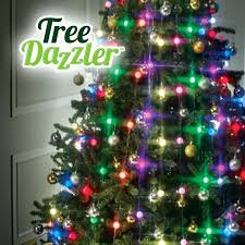 Star Shower Christmas Lights Tree Dazzler For A Light Show