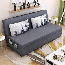 nordic moderne klapp sofa bett 90cm einfache schlafzimmer wohnzimmer multifunktionale erwachsene bett faul freizeit sofa platzsparendes design