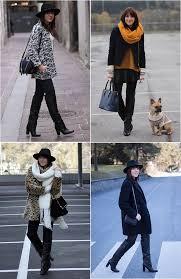 modetrend overknee stiefel kombinieren