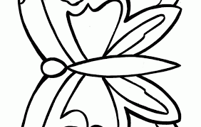 Large Print Coloring Pages 3 Valuable Big To Color Cartoonrocks