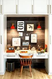 Splendid Design Ideas Rustic Modern Office Modest Remodelaholic