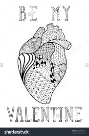 Human Heart Coloring Page 43275 Best Of Anatomical Pages