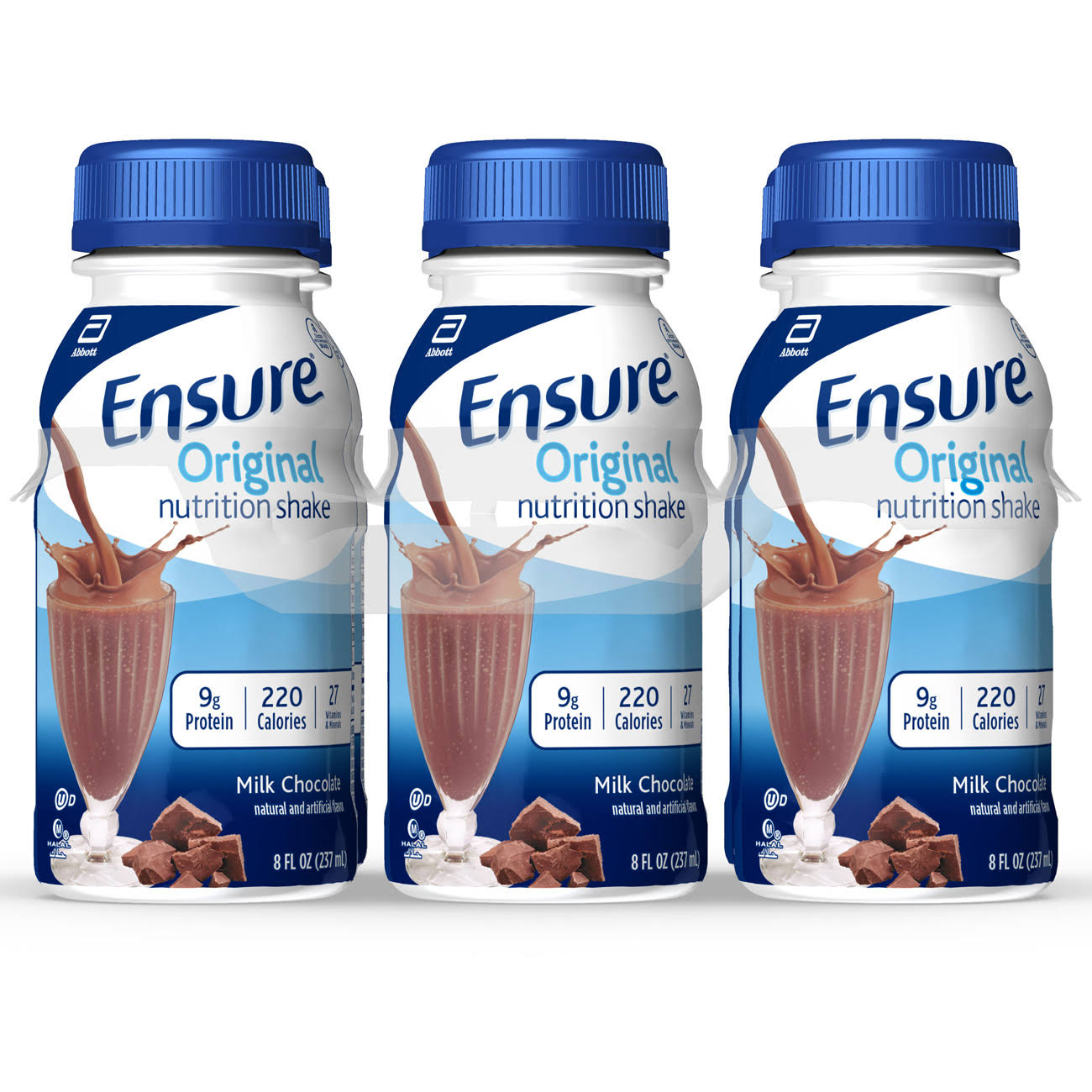 Ensure Nutrition Shake - Creamy Milk Chocolate Shake, 6ct