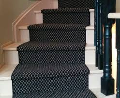 Stair Carpet Grippers by Contemporary Stair Runners Style Founder Stair Design Ideas