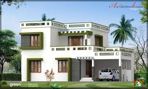 100 How Much Does It Cost To Build A Contemporary House Kerala House Plan Photos And Its Elevations Contemporary Style