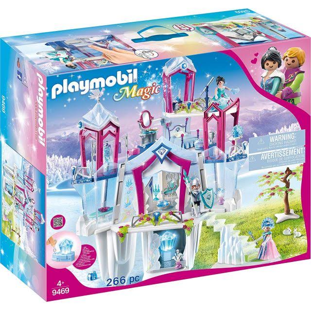 Playmobil 9469 Magic Crystal Palace Playset