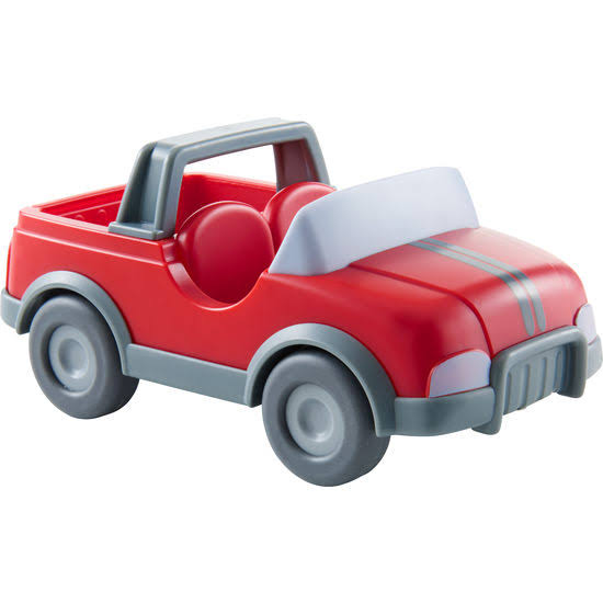 Haba Little Friends Jeep Toy