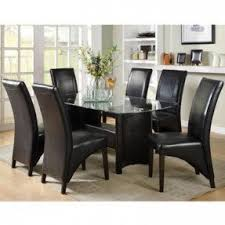 Seven Piece Dining Room Set by 7 Piece Glass Dining Room Set Foter