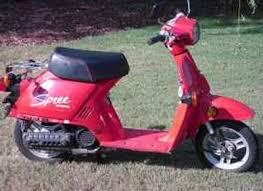 1986 Honda Spree Scooter This Photo Is For Example Only Please Contact Seller