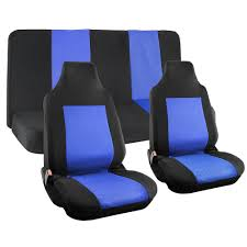 100 Truck Seat Cover OxGord Polyester S Set 26 In L X 21 In W X 48 In H 4