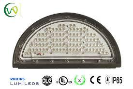 45 watt football cut commercial led wall pack lights wall