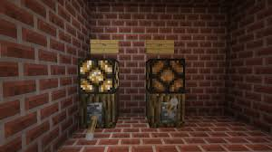 minecraft how can you hide light sources while they still give