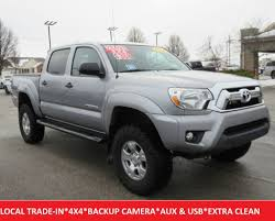 2014 Used Toyota Tacoma Double Cab V6 4x4 Touchscreen Satellite ... 2014 Toyota Tundra Supercharged With Go Rhino Front And Rear Preowned 4wd Truck Sr Crew Cab Pickup In Tacoma Doubcab Nampa 1770a Kendall Used Regular Pricing For Sale Edmunds Limited First Drive Motor Trend Certified Std 4 Door Grandfalls Windsor Nl 9890a Test 1794 Edition Review Car Pro 2wd Ltd For Sale Features 95 Of Buyers Agree With Dan Neil Not